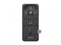 Coque Lg G6 Rien A Foot Allez Le Portugal