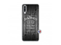 Coque Samsung Galaxy A70 Old Jack Translu