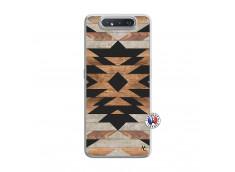Coque Samsung Galaxy A80 Aztec Translu