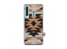 Coque Samsung Galaxy A9 2018 Aztec Translu