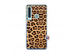Coque Samsung Galaxy A9 2018 Leopard Style Translu