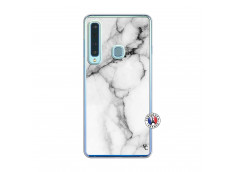 Coque Samsung Galaxy A9 2018 White Marble Translu
