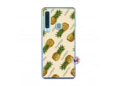 Coque Samsung Galaxy A9 2018 Sorbet Ananas Translu