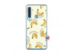 Coque Samsung Galaxy A9 2018 Sorbet Banana Split Translu