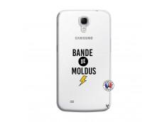 Coque Samsung Galaxy Mega 6.3 Bandes De Moldus