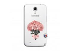 Coque Samsung Galaxy Mega 6.3 Bouquet de Roses