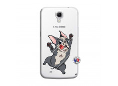 Coque Samsung Galaxy Mega 6.3 Dog Impact