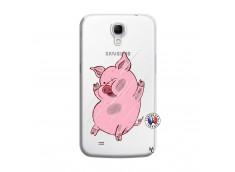 Coque Samsung Galaxy Mega 6.3 Pig Impact