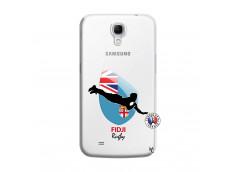 Coque Samsung Galaxy Mega 6.3 Coupe du Monde Rugby Fidji