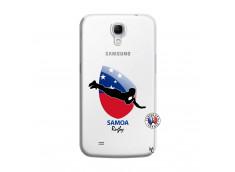Coque Samsung Galaxy Mega 6.3 Coupe du Monde Rugby-Samoa