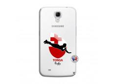 Coque Samsung Galaxy Mega 6.3 Coupe du Monde Rugby-Tonga