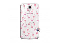 Coque Samsung Galaxy Mega 6.3 Flamingo