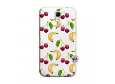 Coque Samsung Galaxy Mega 6.3 Hey Cherry, j'ai la Banane