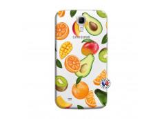 Coque Samsung Galaxy Mega 6.3 Salade de Fruits