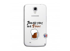 Coque Samsung Galaxy Mega 6.3 Jamais Sans Ma Brune