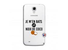 Coque Samsung Galaxy Mega 6.3 Je m'en bats Les Noix De Coco