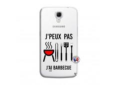 Coque Samsung Galaxy Mega 6.3 Je Peux Pas J Ai Barbecue