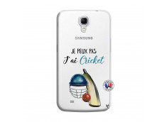 Coque Samsung Galaxy Mega 6.3 Je peux pas j'ai cricket
