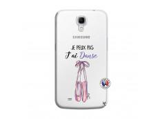 Coque Samsung Galaxy Mega 6.3 Je peux pas j'ai danse