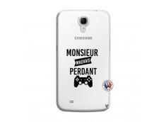 Coque Samsung Galaxy Mega 6.3 Monsieur Mauvais Perdant