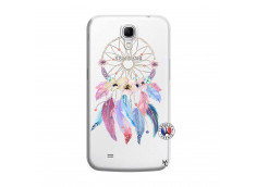 Coque Samsung Galaxy Mega 6.3 Multicolor Watercolor Floral Dreamcatcher