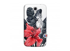 Coque Samsung Galaxy Mega 6.3 Papagal
