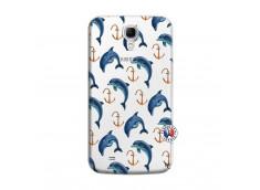 Coque Samsung Galaxy Mega 6.3 Dauphins
