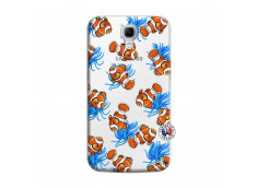 Coque Samsung Galaxy Mega 6.3 Poisson Clown