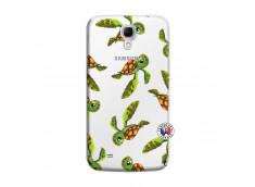 Coque Samsung Galaxy Mega 6.3 Tortue Géniale