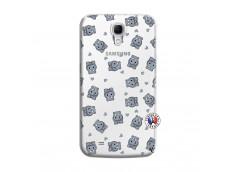 Coque Samsung Galaxy Mega 6.3 Petits Hippos