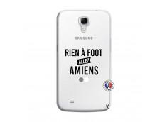 Coque Samsung Galaxy Mega 6.3 Rien A Foot Allez Amiens