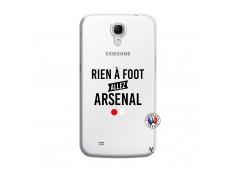 Coque Samsung Galaxy Mega 6.3 Rien A Foot Allez Arsenal