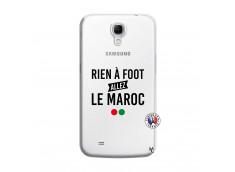 Coque Samsung Galaxy Mega 6.3 Rien A Foot Allez Le Maroc