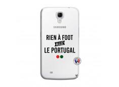 Coque Samsung Galaxy Mega 6.3 Rien A Foot Allez Le Portugal