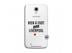 Coque Samsung Galaxy Mega 6.3 Rien A Foot Allez Liverpool