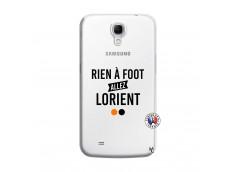 Coque Samsung Galaxy Mega 6.3 Rien A Foot Allez Lorient
