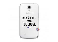 Coque Samsung Galaxy Mega 6.3 Rien A Foot Allez Toulouse