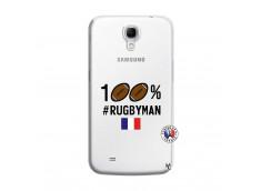 Coque Samsung Galaxy Mega 6.3 100% Rugbyman