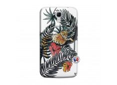 Coque Samsung Galaxy Mega 6.3 Leopard Tree