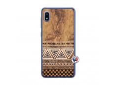 Coque Samsung Galaxy A10 Aztec Deco Translu