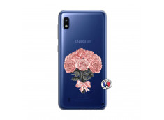 Coque Samsung Galaxy A10 Bouquet de Roses