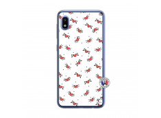 Coque Samsung Galaxy A10 Cartoon Heart Translu