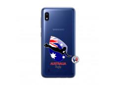 Coque Samsung Galaxy A10 Coupe du Monde Rugby-Australia