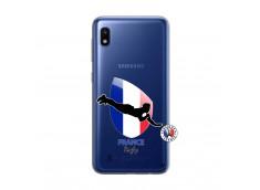 Coque Samsung Galaxy A10 Coupe du Monde de Rugby-France