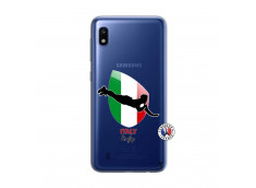Coque Samsung Galaxy A10 Coupe du Monde Rugby-Italy