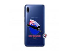 Coque Samsung Galaxy A10 Coupe du Monde Rugby- Nouvelle Zélande
