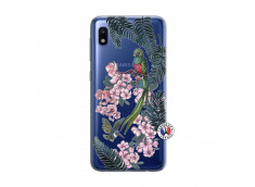 Coque Samsung Galaxy A10 Flower Birds