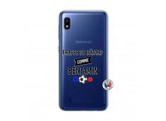 Coque Samsung Galaxy A10 Frappe De Batard Comme Benjamin