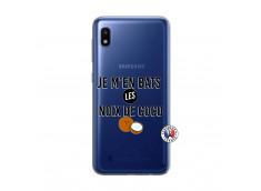 Coque Samsung Galaxy A10 Je m'en bats Les Noix De Coco