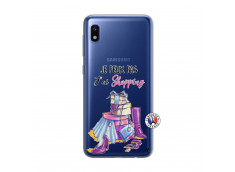 Coque Samsung Galaxy A10 Je Peux Pas J Ai Shopping